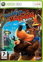 Portada oficial de de Banjo-Kazooie: Baches y Cachivaches para Xbox 360