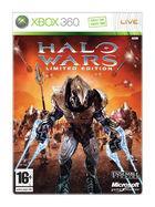 Portada oficial de de Halo Wars para Xbox 360