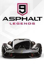 Portada oficial de de Asphalt 9: Legends para PC