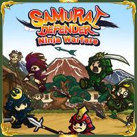 Portada oficial de Samurai Defender: Ninja Warfare para Switch