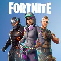 Portada oficial de Fortnite para Switch