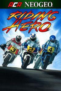 Portada oficial de NeoGeo Riding Hero para Xbox One