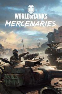 Portada oficial de World of Tanks: Mercenaries para Xbox One