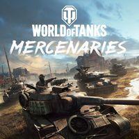 Portada oficial de World of Tanks: Mercenaries para PS4