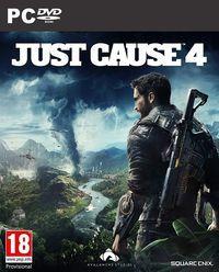 Portada oficial de Just Cause 4 para PC