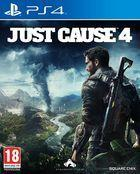 Portada oficial de de Just Cause 4 para PS4