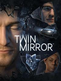 Portada oficial de Twin Mirror para PS4