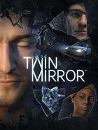 Portada oficial de de Twin Mirror para PS4