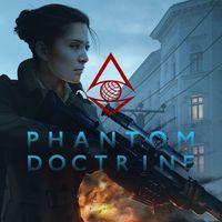Portada oficial de Phantom Doctrine para PS4