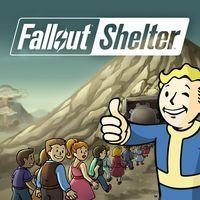 Portada oficial de Fallout Shelter para PS4
