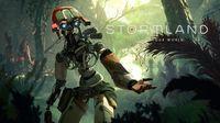 Portada oficial de Stormland para PC