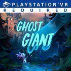 Portada oficial de de Ghost Giant para PS4