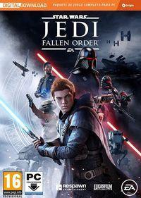 Portada oficial de Star Wars Jedi: Fallen Order para PC