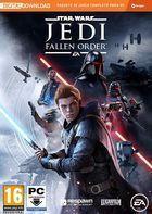 Portada oficial de de Star Wars Jedi: Fallen Order para PC