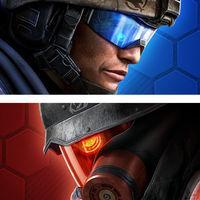 Portada oficial de Command and Conquer Rivals para Android