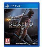 Portada oficial de de Sekiro: Shadows Die Twice para PS4