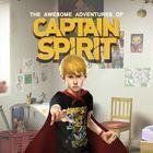 Portada oficial de de The Awesome Adventures of Captain Spirit para PS4