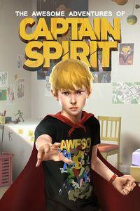 Portada oficial de The Awesome Adventures of Captain Spirit para Xbox One