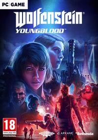 Portada oficial de Wolfenstein: Youngblood para PC