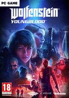 Portada oficial de de Wolfenstein: Youngblood para PC