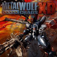 Portada oficial de Metal Wolf Chaos XD para PS4