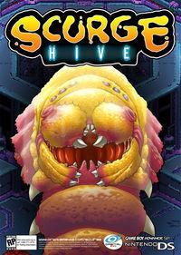Portada oficial de Scurge: Hive para NDS