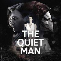 Portada oficial de The Quiet Man para PS4