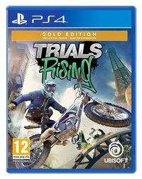 Portada oficial de Trials Rising para PS4