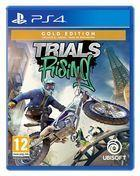 Portada oficial de de Trials Rising para PS4