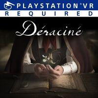 Portada oficial de Déraciné para PS4