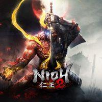 Portada oficial de Nioh 2 para PS4