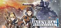 Portada oficial de Valkyria Chronicles 4 para PC