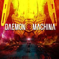 Portada oficial de Daemon X Machina para Switch