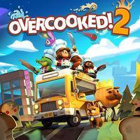 Portada oficial de Overcooked 2 para Switch