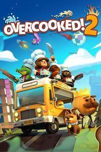 Portada oficial de Overcooked 2 para Xbox One