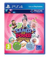 Portada oficial de Saber es Poder: Generaciones para PS4
