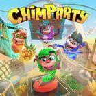 Portada oficial de de Chimparty para PS4