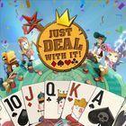 Portada oficial de de Just Deal With It! para PS4