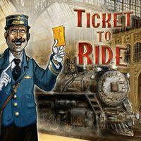 Portada oficial de Ticket To Ride para PS4