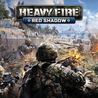 Portada oficial de Heavy Fire: Red Shadow para PS4