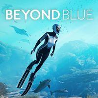 Portada oficial de Beyond Blue para PS4