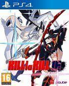 Portada oficial de de Kill la Kill the Game: IF para PS4