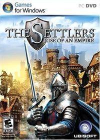 Portada oficial de The Settlers: Construye tu Imperio para PC