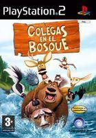 Portada oficial de de Colegas en el Bosque para PS2
