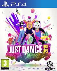 Portada oficial de Just Dance 2019 para PS4