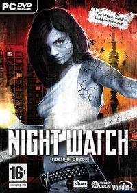 Portada oficial de Night Watch para PC