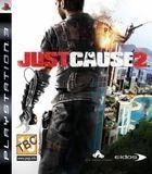 Portada oficial de de Just Cause 2 para PS3
