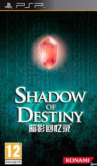 Portada oficial de Shadow of Destiny para PSP