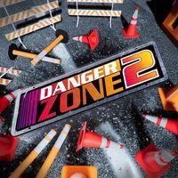 Portada oficial de Danger Zone 2 para PS4