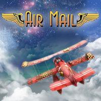 Portada oficial de Air Mail para Switch